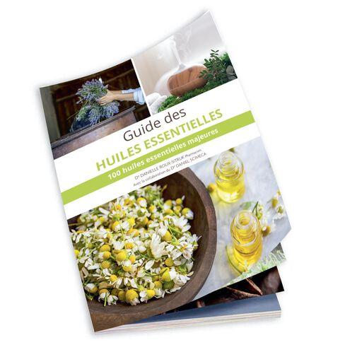 Livre : Guide des huiles essentielles