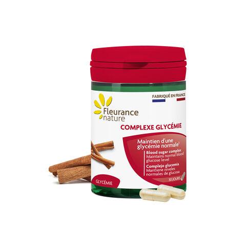 Complexe glycémie complément alimentaire