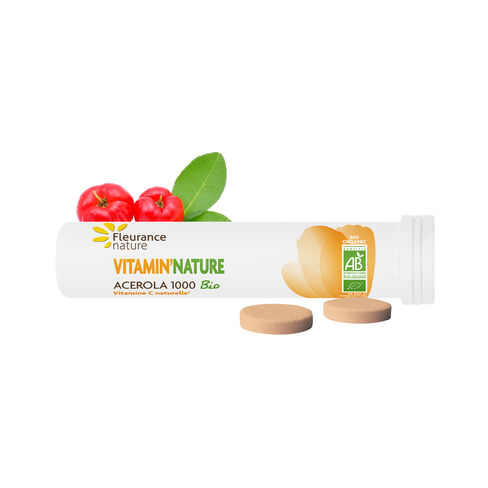 Vitamin'nature Acérola 1000 bio