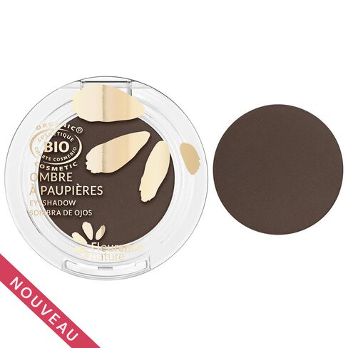 Ombre à paupières chocolat mat bio