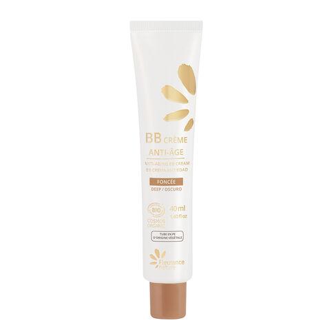 BB crème anti-âge teinte foncée cosmétique bio