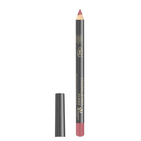 Crayon lèvres rose