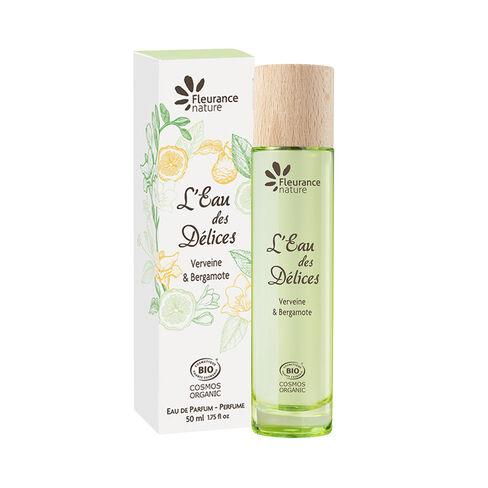 L'Eau des Délices Verveine & Bergamote