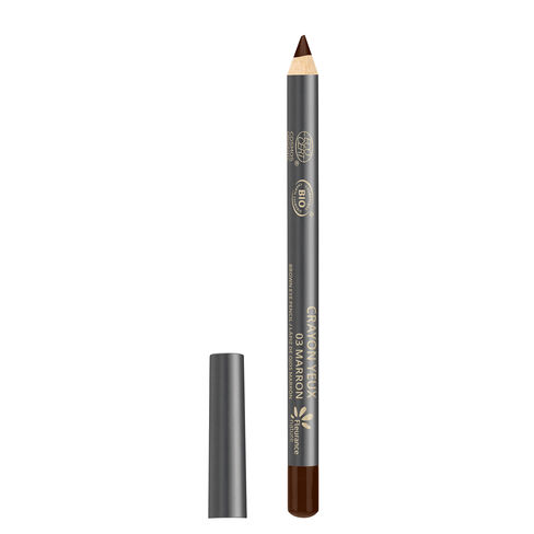 Crayon yeux marron