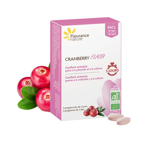 Cranberry flash Bio