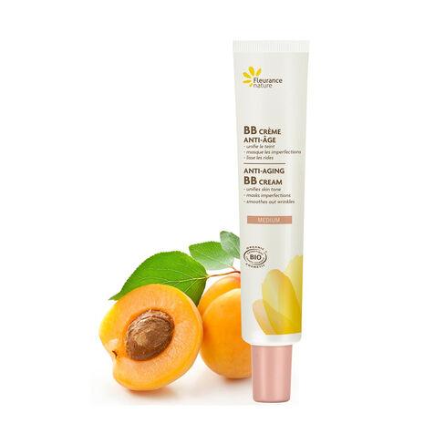 BB crème anti-âge teinte medium cosmétique bio