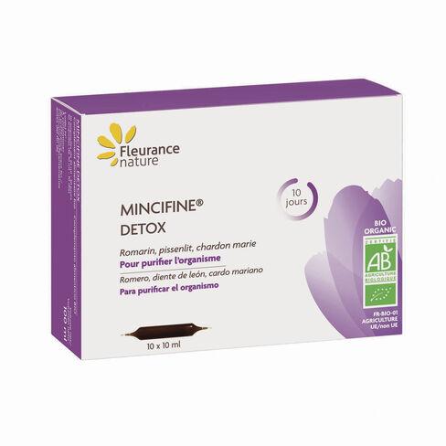 Ampoules Mincifine® détox Bio