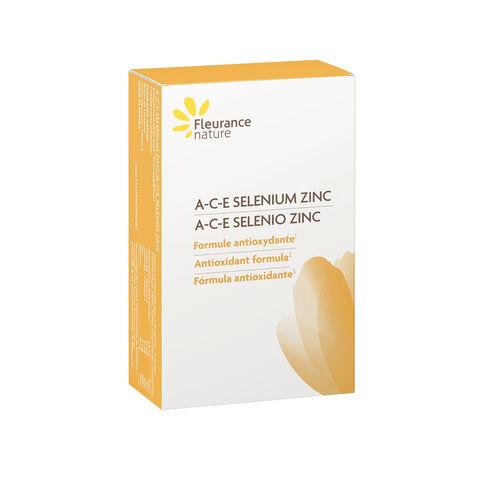 Vitamines ACE Sélenium Zinc