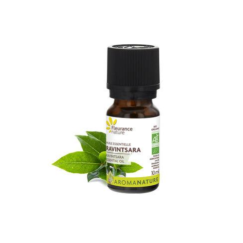 Huile essentielle de Ravintsara Bio complément alimentaire