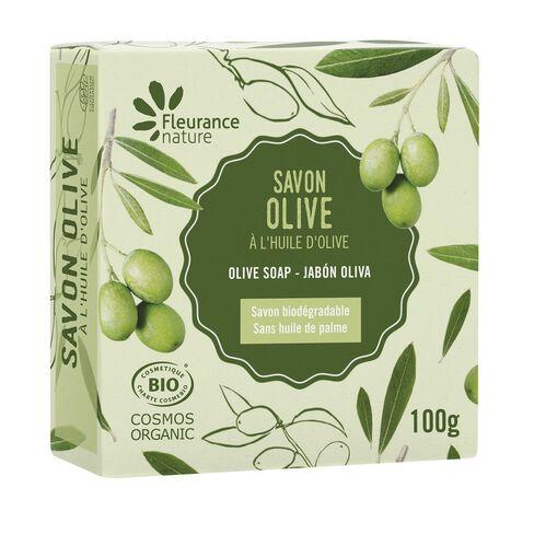 Savon parfumé à l'Olive cosmétique bio