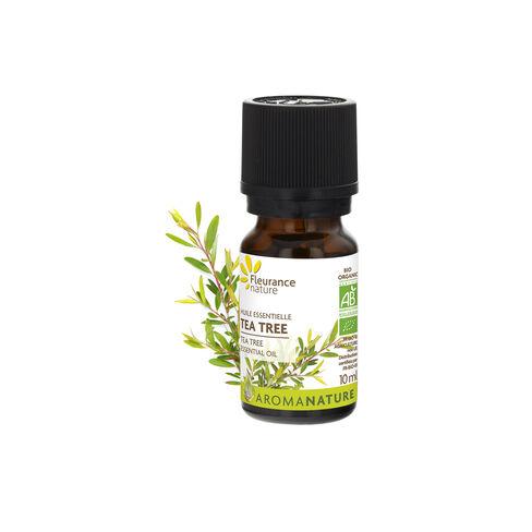 Huile essentielle de tea tree huile essentielle bio