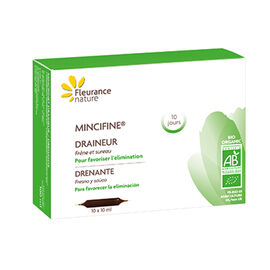 Ampoules Mincifine® draineur Bio