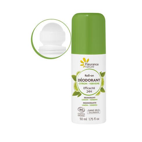 Déodorant citron verveine cosmétique bio