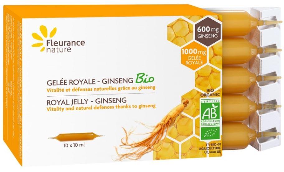 Gelee royale Ginseng