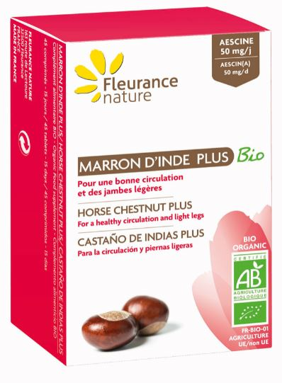 Marron d'Inde PLUS Bio