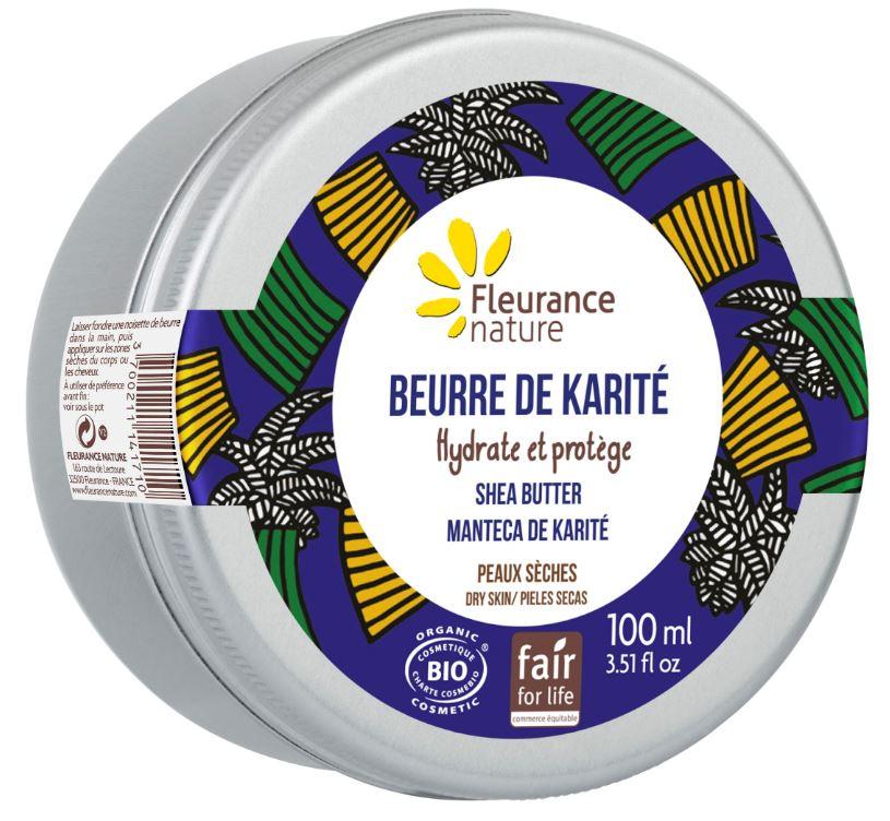 Beurre de karité Bio