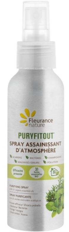 Spray assainissant