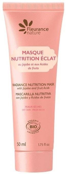 Masque nutrition eclat