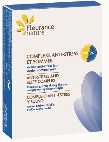 Complexe anti-stress et sommeil