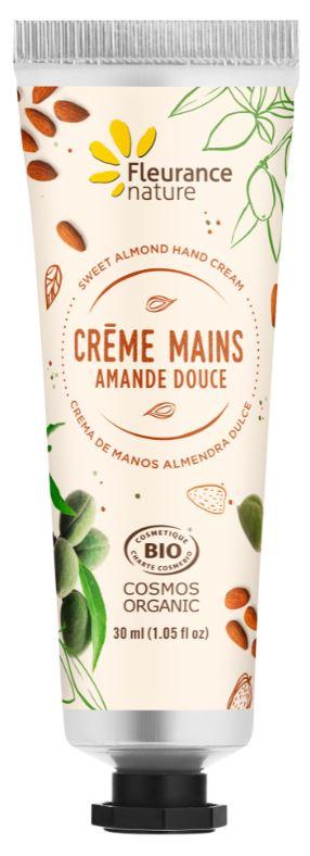 Crème mains à l'Amande douce