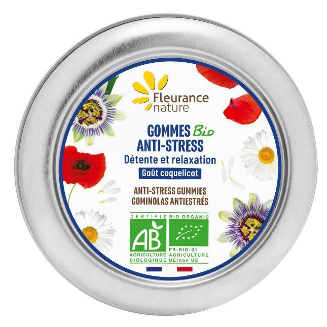 Gommes anti stress