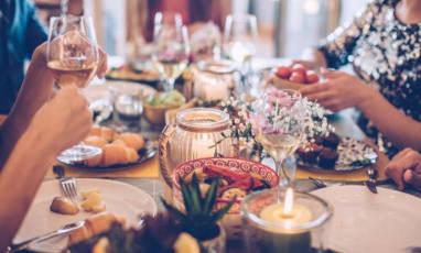 Astuces pour alléger ses repas pendant les fêtes
